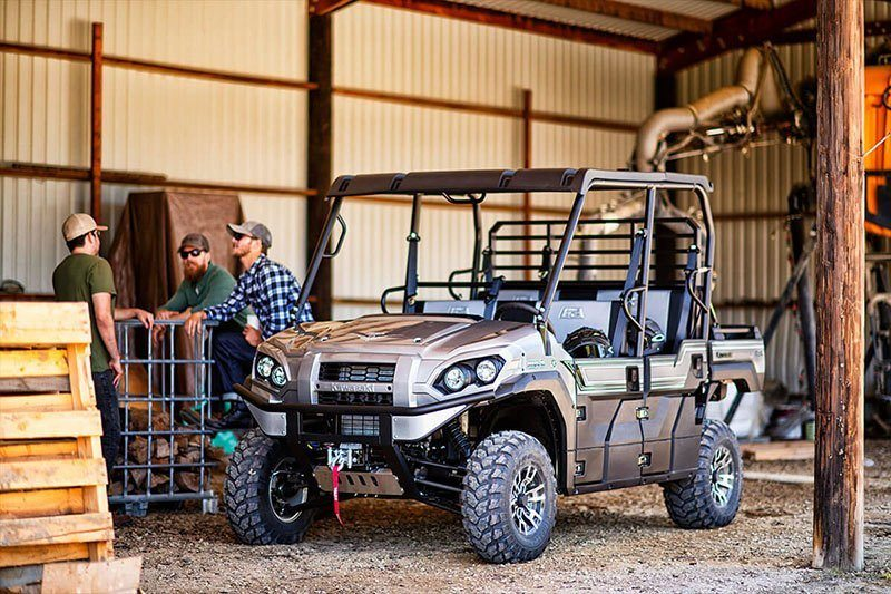 2021 Kawasaki Mule PRO-FXT Ranch Edition in Fairview, Utah - Photo 8