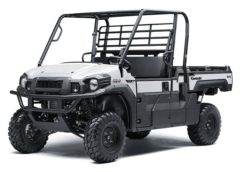 2021 Kawasaki Mule PRO-FX EPS in North Reading, Massachusetts - Photo 3