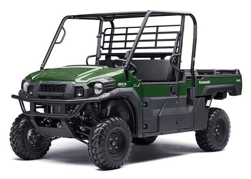2021 Kawasaki Mule PRO-FX EPS in Plymouth, Massachusetts - Photo 3