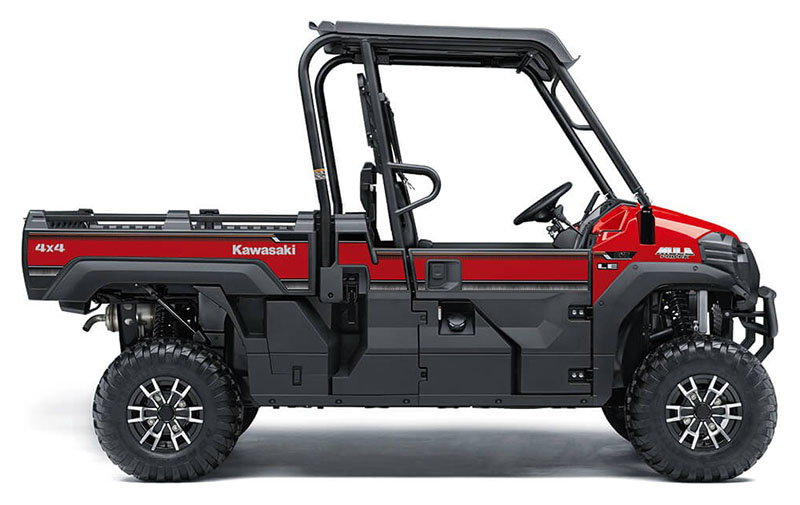 2021 Kawasaki Mule PRO-FX EPS LE in Woodstock, Illinois - Photo 1