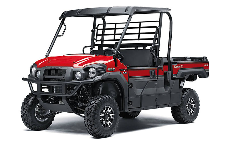 2021 Kawasaki Mule PRO-FX EPS LE in Westfield, Wisconsin - Photo 3