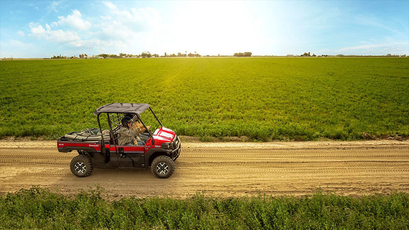 2021 Kawasaki Mule PRO-FX EPS LE in Glen Burnie, Maryland - Photo 4