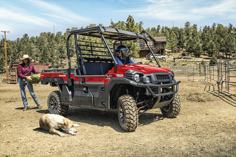 2021 Kawasaki Mule PRO-FX EPS LE in Woodstock, Illinois - Photo 8