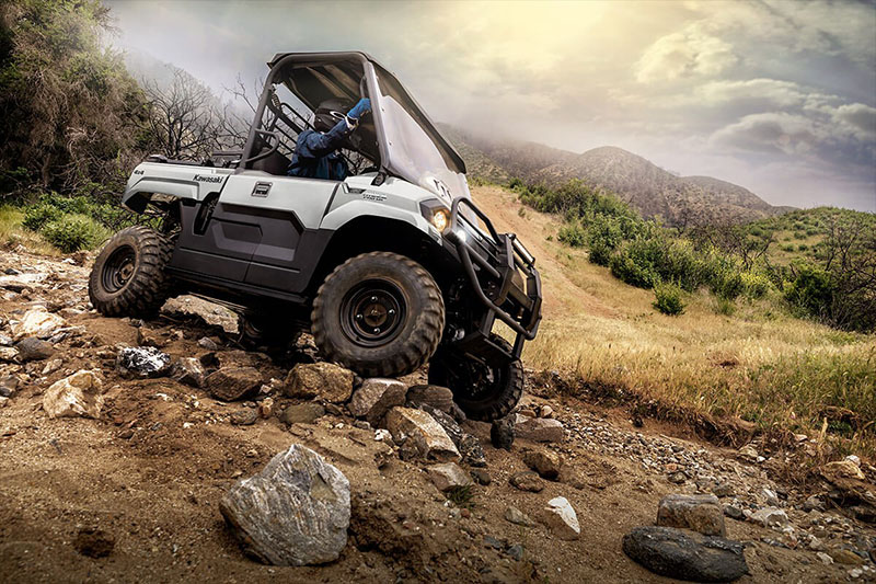 2021 Kawasaki Mule PRO-MX EPS in Lebanon, Maine - Photo 4