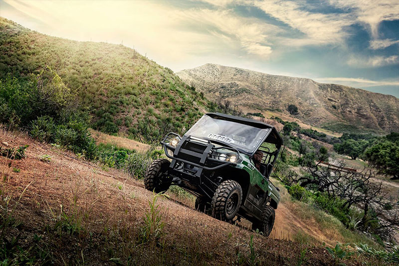 2021 Kawasaki Mule PRO-MX EPS in Lebanon, Maine - Photo 5