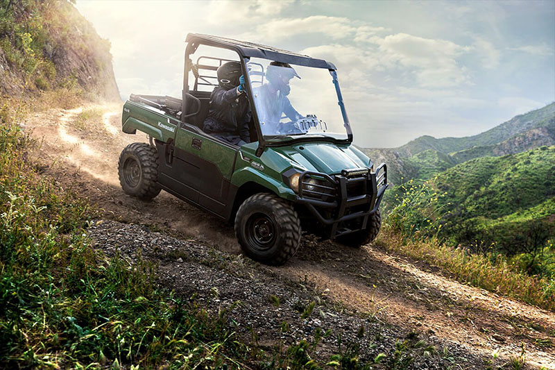 2021 Kawasaki Mule PRO-MX EPS in Lebanon, Maine - Photo 6