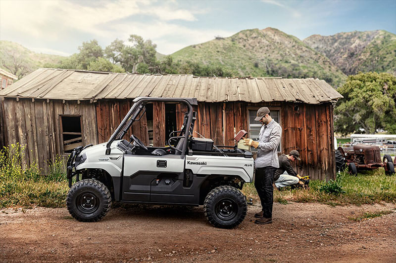 2021 Kawasaki Mule PRO-MX EPS in Lebanon, Maine - Photo 8