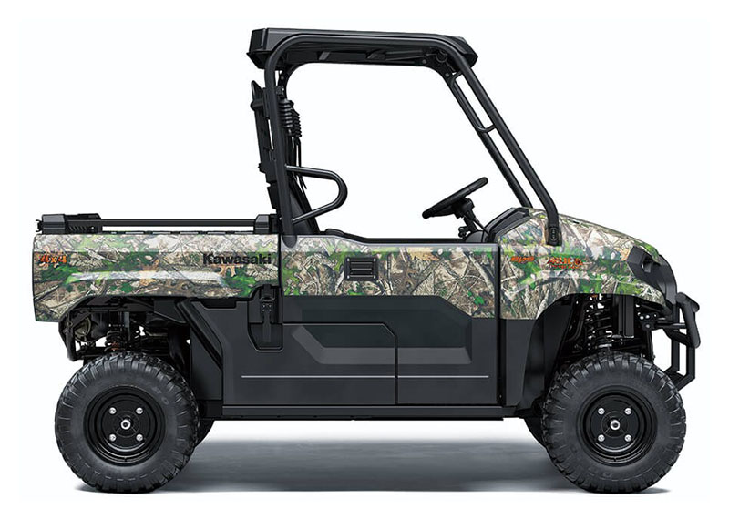 2021 Kawasaki Mule PRO-MX EPS Camo in Kittanning, Pennsylvania - Photo 1