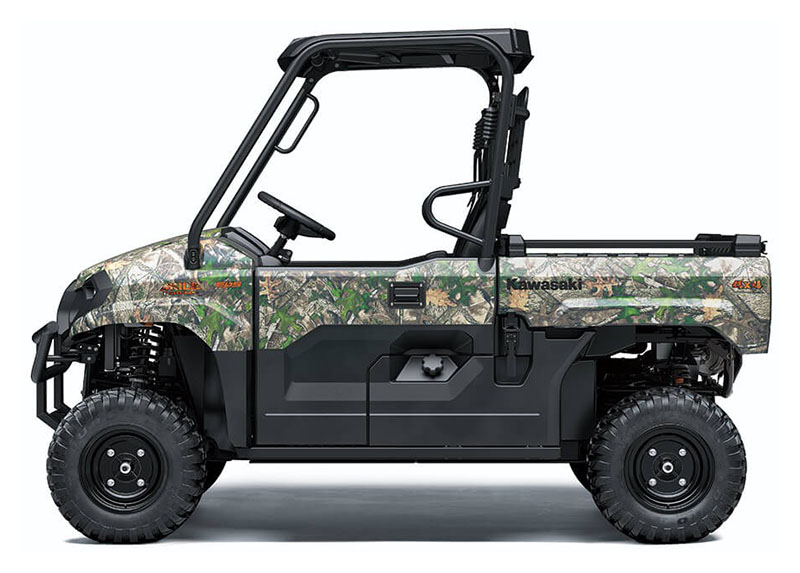 2021 Kawasaki Mule PRO-MX EPS Camo in North Reading, Massachusetts - Photo 2