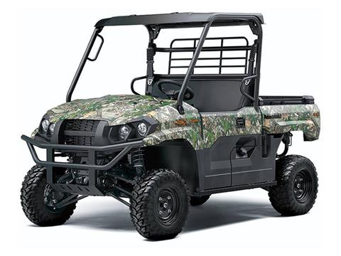 2021 Kawasaki Mule PRO-MX EPS Camo in Belvidere, Illinois - Photo 3
