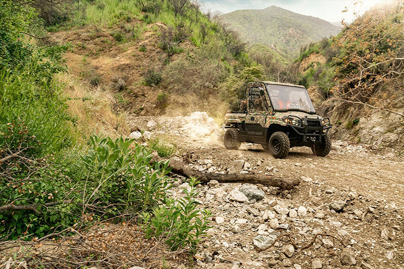 2021 Kawasaki Mule PRO-MX EPS Camo in Ukiah, California - Photo 4