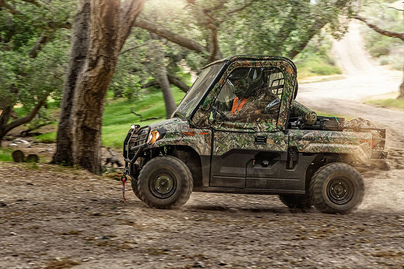 2021 Kawasaki Mule PRO-MX EPS Camo in Hollister, California - Photo 5