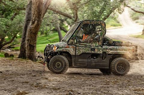 2021 Kawasaki Mule PRO-MX EPS Camo in Ukiah, California - Photo 5