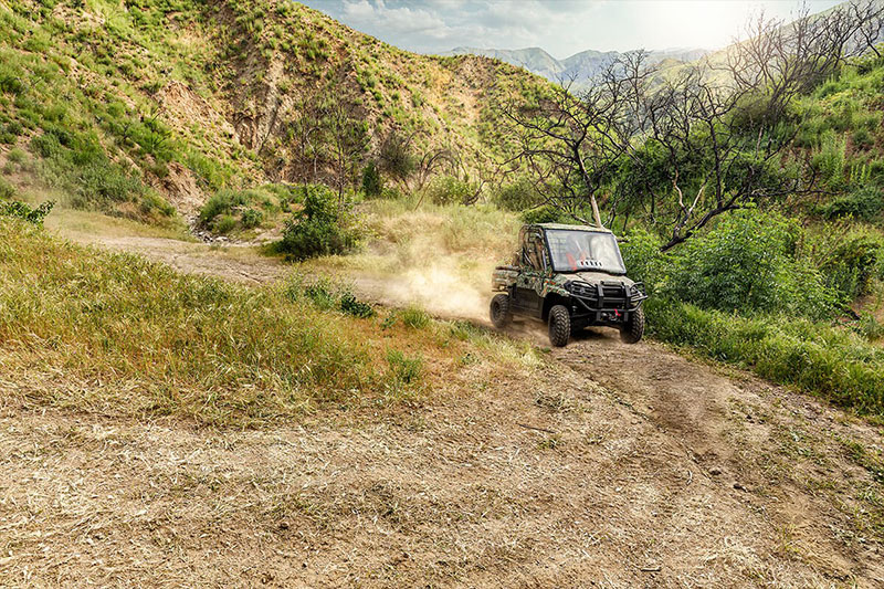 2021 Kawasaki Mule PRO-MX EPS Camo in Hollister, California - Photo 6