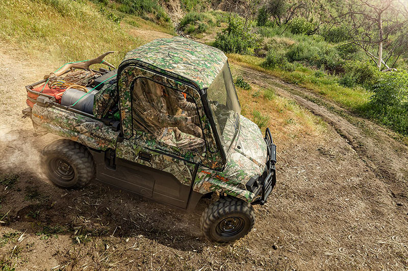 2021 Kawasaki Mule PRO-MX EPS Camo in North Reading, Massachusetts - Photo 7