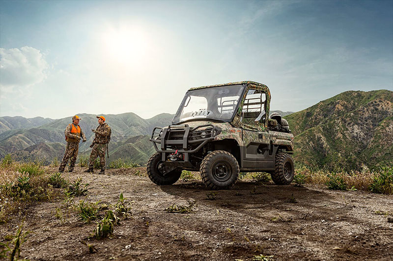 2021 Kawasaki Mule PRO-MX EPS Camo in Queens Village, New York