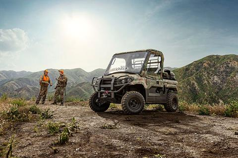 2021 Kawasaki Mule PRO-MX EPS Camo in Ukiah, California - Photo 8
