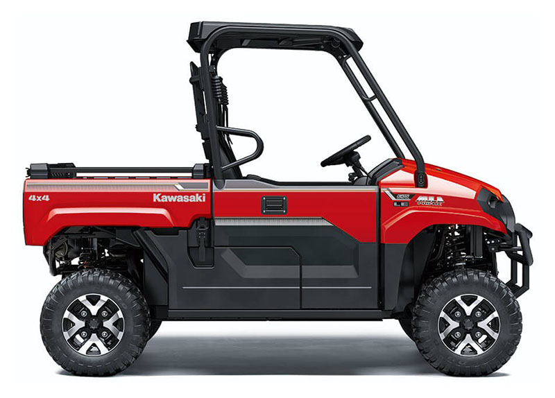 2021 Kawasaki Mule PRO-MX EPS LE in Rexburg, Idaho - Photo 1