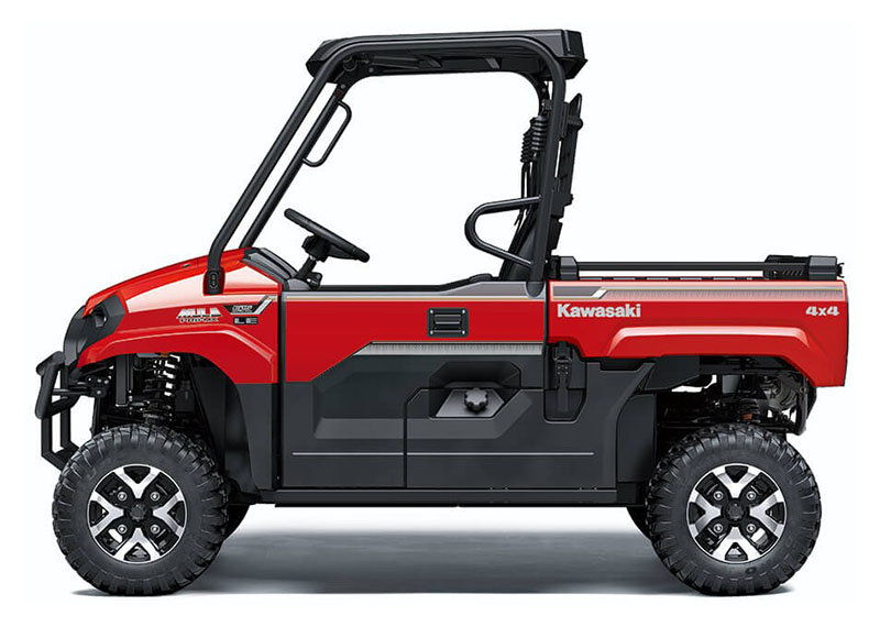 2021 Kawasaki Mule PRO-MX EPS LE in Rexburg, Idaho - Photo 2