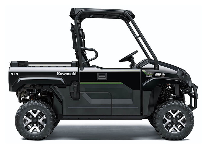 2021 Kawasaki Mule PRO-MX EPS LE in Butte, Montana - Photo 1
