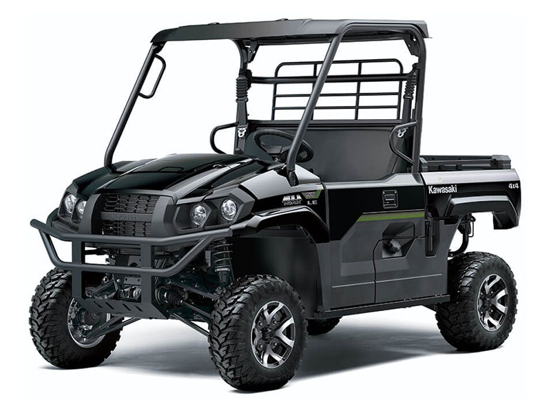 2021 Kawasaki Mule PRO-MX EPS LE in Ukiah, California - Photo 3