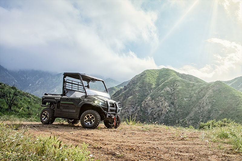 2021 Kawasaki Mule PRO-MX EPS LE in Ukiah, California - Photo 4