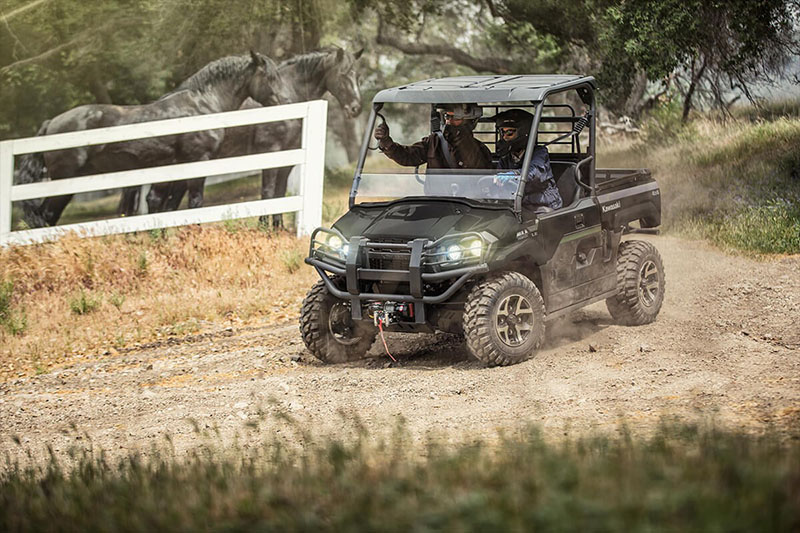 2021 Kawasaki Mule PRO-MX EPS LE in Ukiah, California - Photo 6