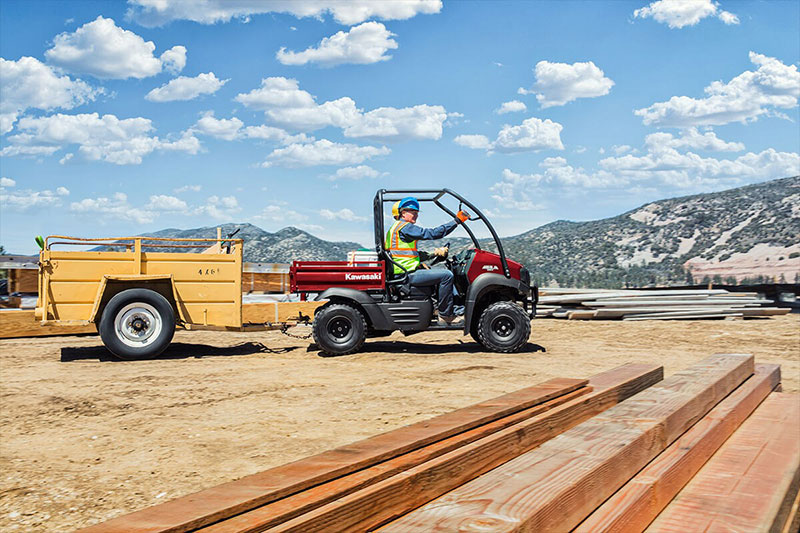 2021 Kawasaki Mule SX in Fremont, California - Photo 4