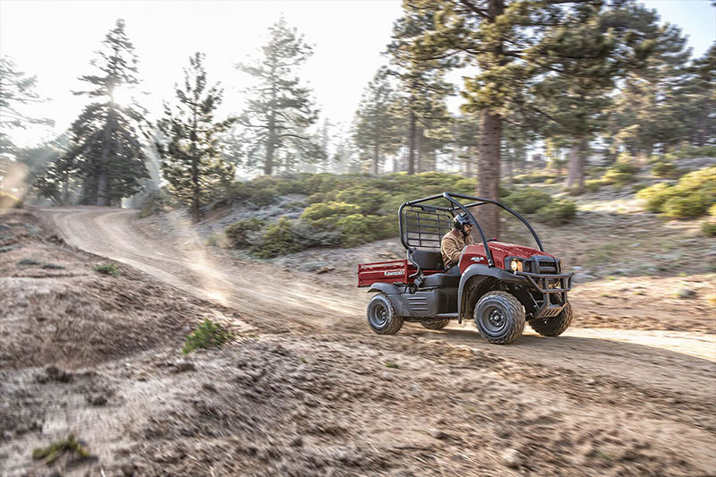 2021 Kawasaki Mule SX in North Reading, Massachusetts - Photo 7
