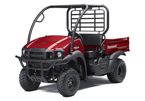2021 Kawasaki Mule SX in North Reading, Massachusetts - Photo 3