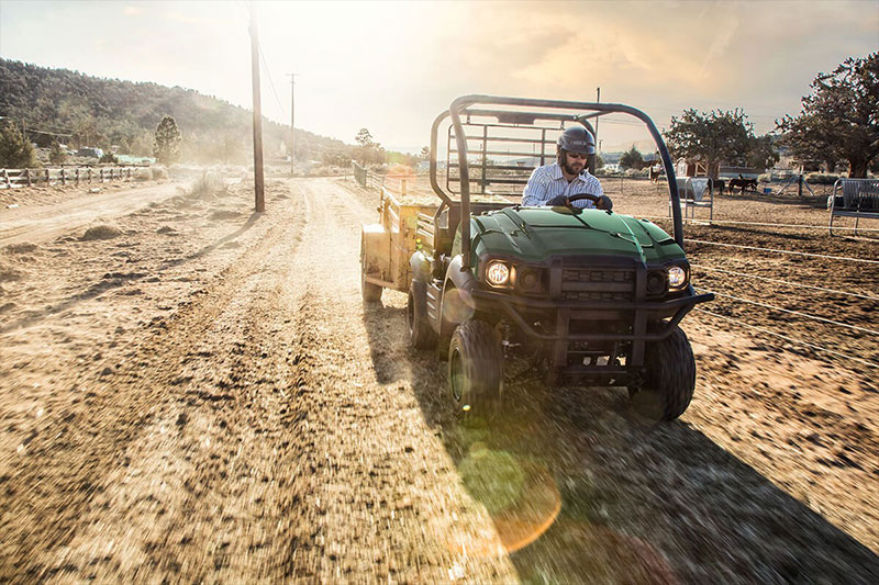 2021 Kawasaki Mule SX in Fort Pierce, Florida - Photo 6