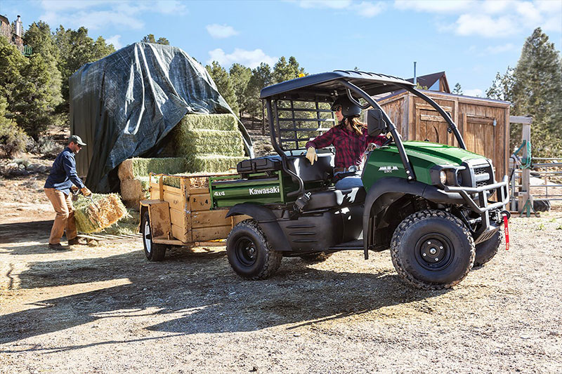2021 Kawasaki Mule SX in Newnan, Georgia - Photo 8