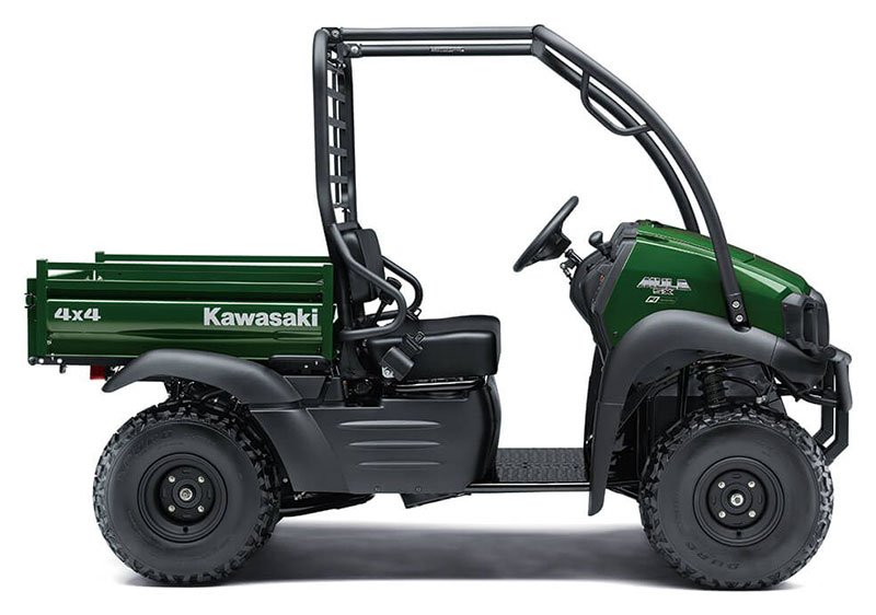 2021 Kawasaki Mule SX in South Paris, Maine - Photo 1