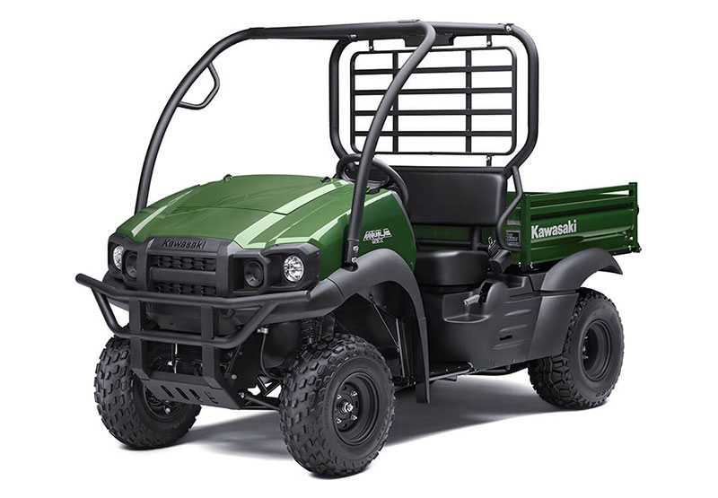 2021 Kawasaki Mule SX in Hialeah, Florida - Photo 3