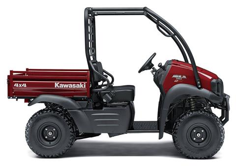 2021 Kawasaki Mule SX 4x4 FI in Freeport, Illinois