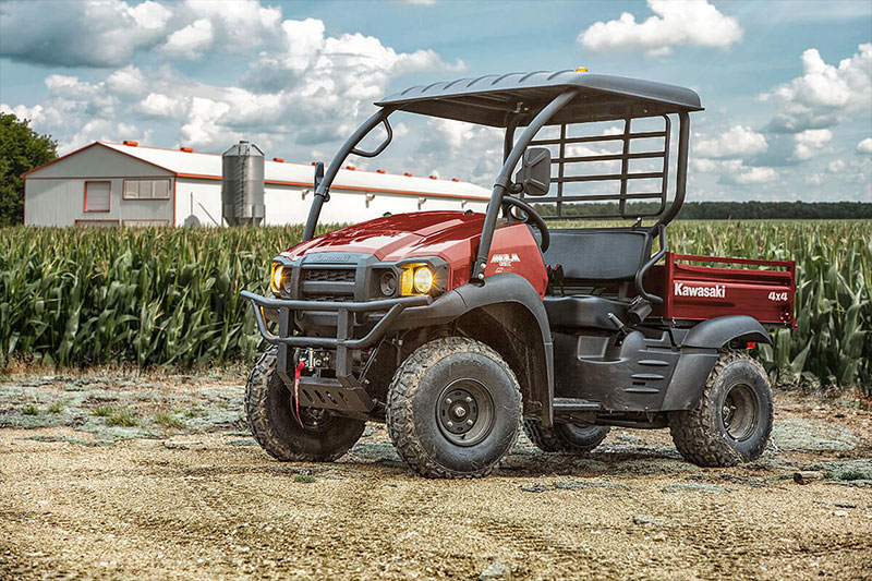 2021 Kawasaki Mule SX 4x4 FI in San Jose, California - Photo 5