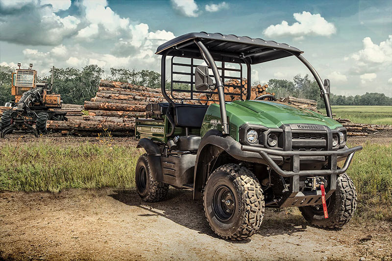 2021 Kawasaki Mule SX 4x4 FI in La Marque, Texas - Photo 6