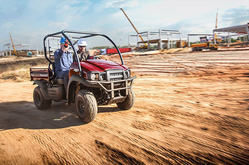 2021 Kawasaki Mule SX 4x4 FI in San Jose, California - Photo 8