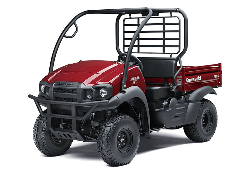 2021 Kawasaki Mule SX 4x4 FI in Evansville, Indiana - Photo 3