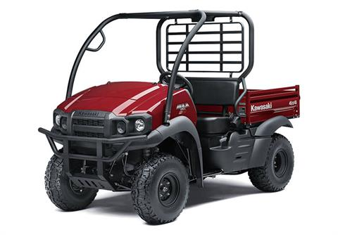 2021 Kawasaki Mule SX 4x4 FI in Marlboro, New York - Photo 3