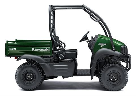 2021 Kawasaki Mule SX 4x4 FI in Hollister, California