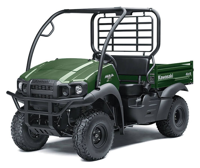 2021 Kawasaki Mule SX 4x4 FI in Johnson City, Tennessee - Photo 3