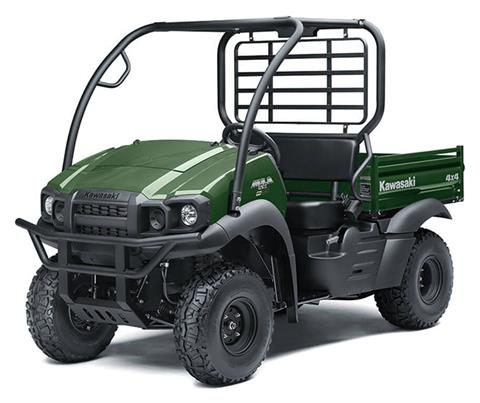 2021 Kawasaki Mule SX 4x4 FI in Canton, Ohio - Photo 3
