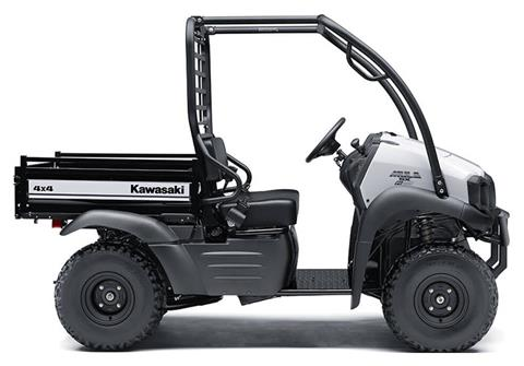 2021 Kawasaki Mule SX 4x4 SE FI in Freeport, Illinois