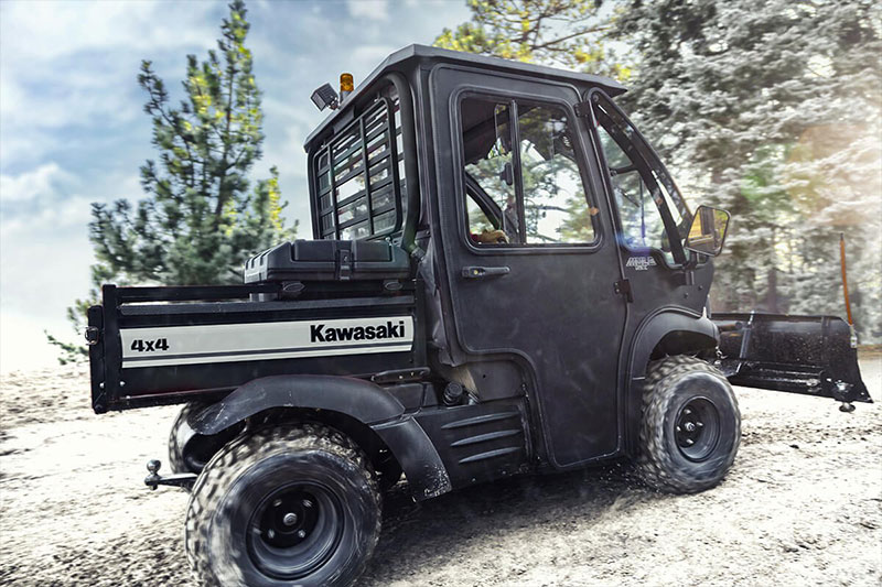 2021 Kawasaki Mule SX 4x4 SE FI in Dimondale, Michigan - Photo 8