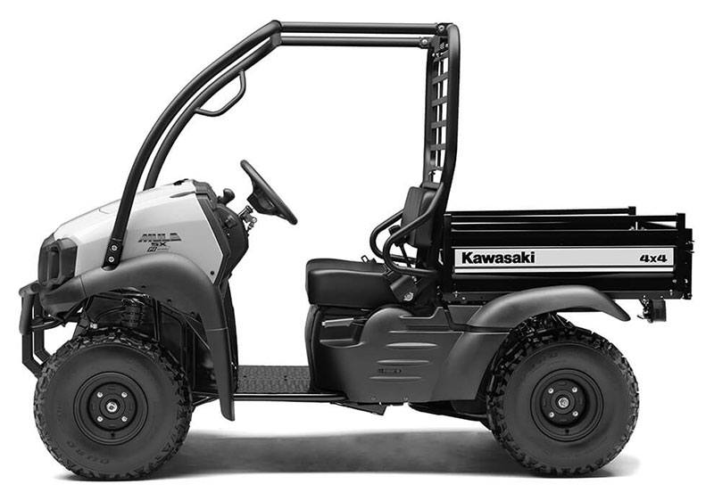 2021 Kawasaki Mule SX 4x4 SE FI in North Reading, Massachusetts - Photo 2