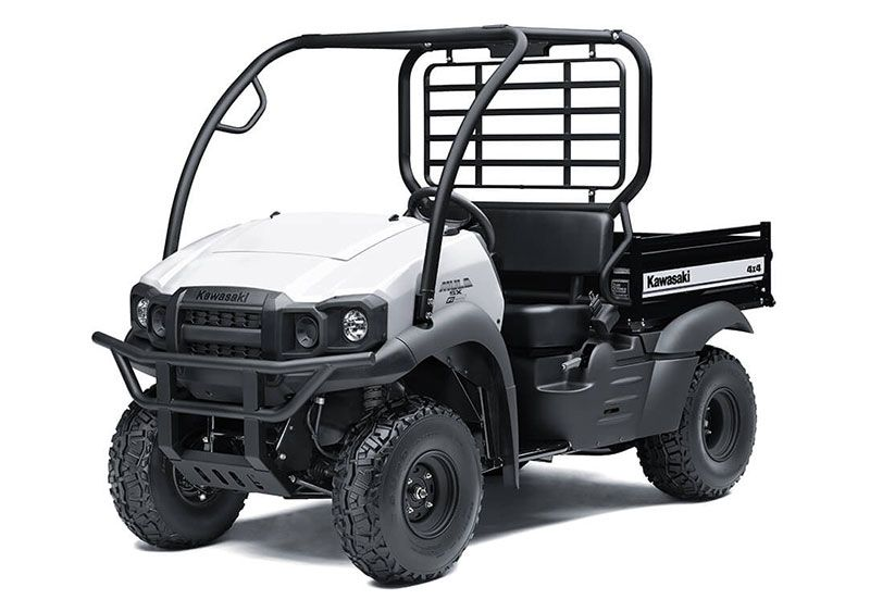 2021 Kawasaki Mule SX 4x4 SE FI in Mount Pleasant, Michigan - Photo 3