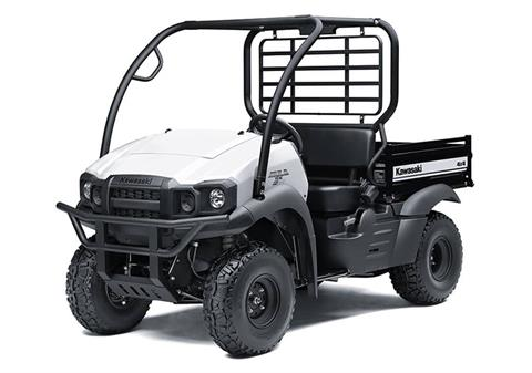 2021 Kawasaki Mule SX 4x4 SE FI in North Reading, Massachusetts - Photo 3