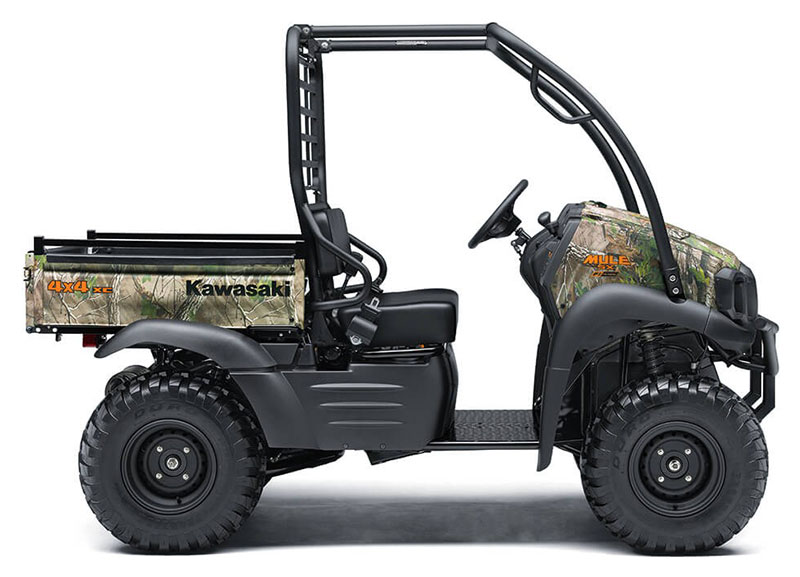 2021 Kawasaki Mule SX 4X4 XC Camo FI in Bellingham, Washington - Photo 1