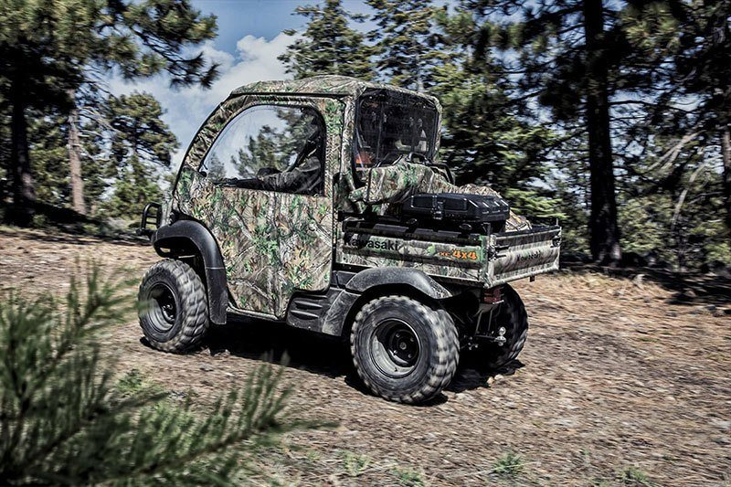 2021 Kawasaki Mule SX 4X4 XC Camo FI in North Reading, Massachusetts - Photo 4
